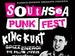 Southsea Punk Fest: King Kurt, Spizzenergi, TV Smith event picture