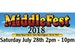Middlefest 2018 event picture