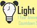 Light Bulb 1 Year Anniversary Countdown Show: Chris MacArthur-Boyd, Planet Caramel, Phil O'Shea event picture