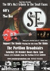 Flyer thumbnail for Small Faces Tribute Band: The Small Fakers, The Konks
