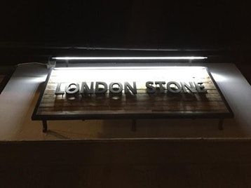 The London Stone picture