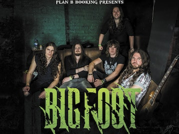 Consider Yourself Invited Tour: Bigfoot picture