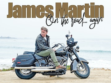 On The Road...Again: James Martin picture