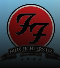 Faux Fighters UK artist photo
