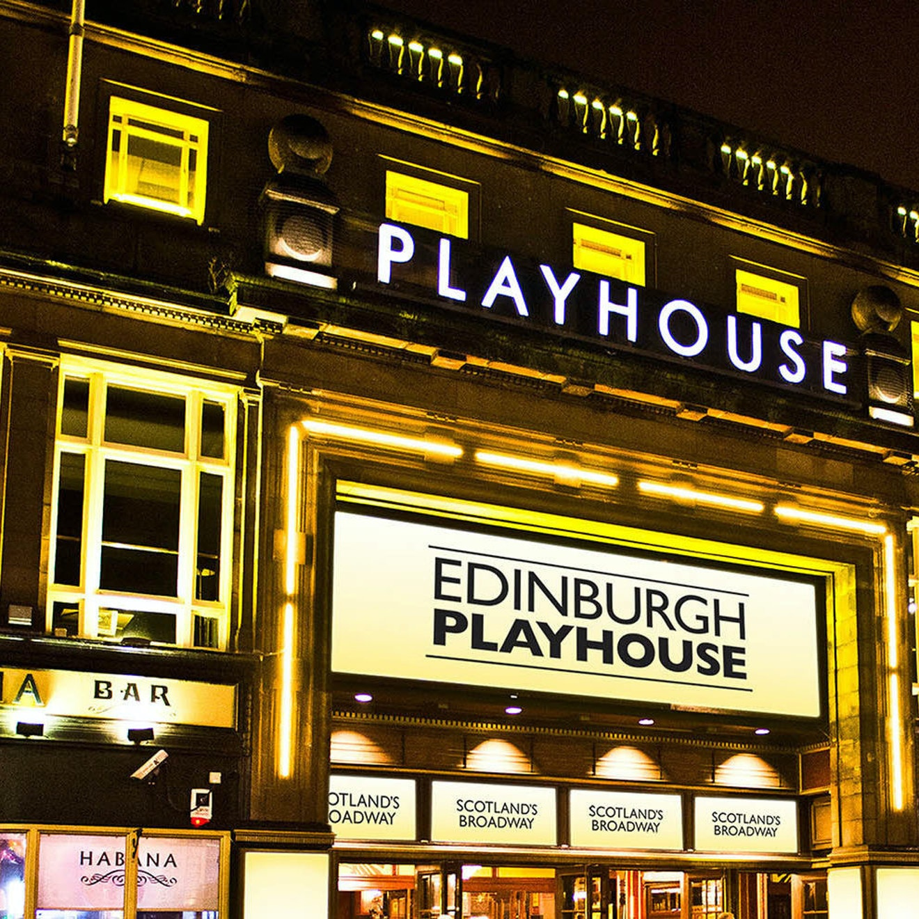 ABBA Party Night Tickets, Edinburgh Playhouse Theatre, 9th Jan ...