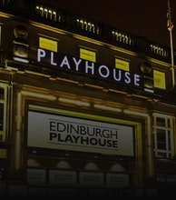 Edinburgh Playhouse Theatre artist photo