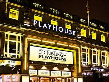 Edinburgh Playhouse Theatre picture