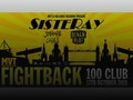 Fightback In Association With Vallance Records: Sisteray, Strange Cages, Beach Riot event picture