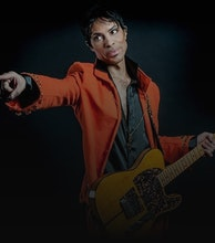 Mark Anthony as Prince artist photo