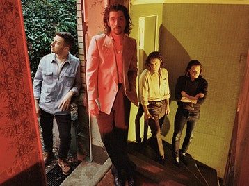 Arctic Monkeys artist photo