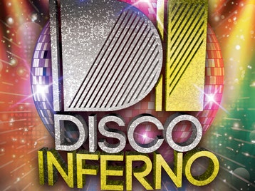 Disco Inferno artist photo