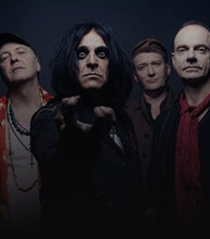 Killing Joke artist photo