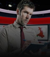 Rhod Gilbert artist photo