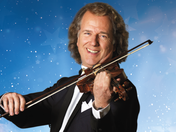 Andre Rieu artist photo