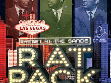 The Rat Pack - Swingin' At The Sands artist photo