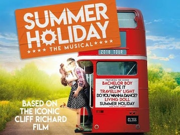 Summer Holiday - The Musical (Touring), Ray Quinn, Bobby Crush picture