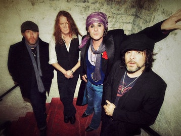 The Quireboys + Bonafide + Bad Touch picture