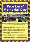 Flyer thumbnail for Workers' Memorial Day