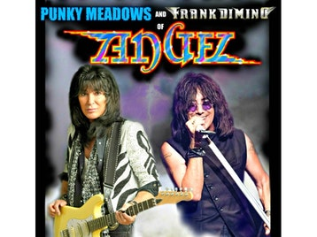 Punky Meadows & Frank Dimino picture