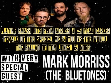 The Anthology Tour: Space, Mark Morriss (The Bluetones) picture