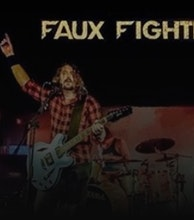 Faux Fighters artist photo
