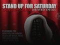 Stand Up For Saturday Comedy Club: The Mushrooms event picture