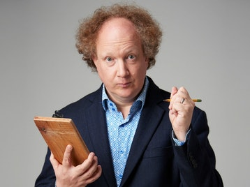 Andy Zaltzman picture