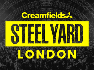 Picture for Creamfields Presents - Steel Yard
