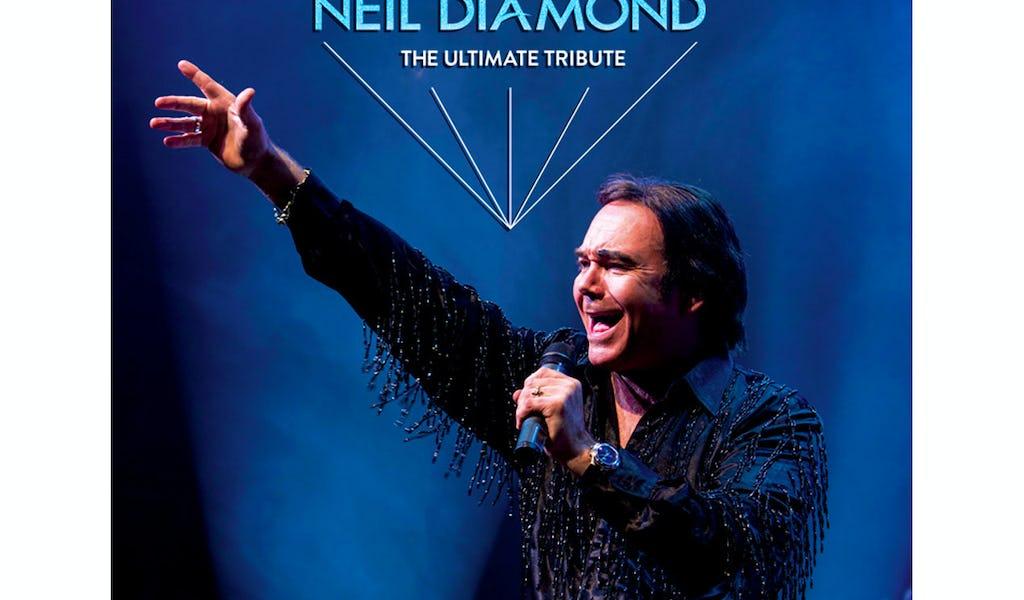 Neil Diamond Christmas Album 2019.Sweet Caroline The Ultimate Tribute To Neil Diamond Tickets Empire Theatre 1st Nov 2019