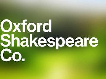 Oxford Shakespeare Company artist photo
