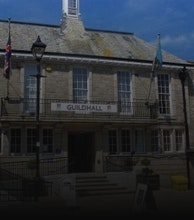 The Guildhall artist photo