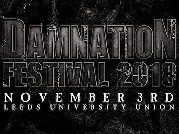 Damnation Festival Leeds: Napalm Death, Anaal Nathrakh, Arabrot, Batushka, Caligula's Horse, Celeste, Fukpig, Ghost Bath, Ihsahn, Insanity Alert, Mol, Monuments, Mourning Beloveth, Ne Obliviscaris, The Ocean, Rosetta, Saor, Vola picture
