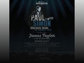 Homeward Bound - The Farewell Performance: Paul Simon, James Taylor, Bonnie Raitt event picture