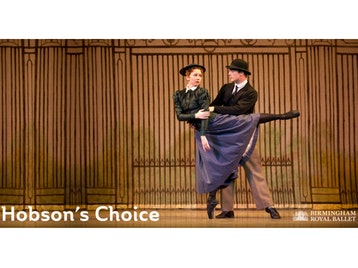 Hobson's Choice : Birmingham Royal Ballet picture