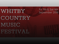 Whitby Country Music Festival event picture