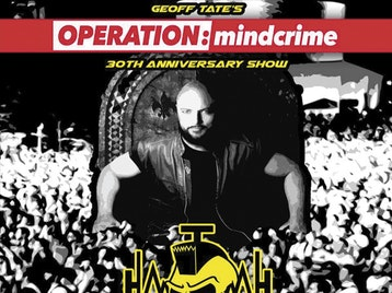 30th Anniversary : Operation: Mindcrime picture