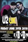 Flyer thumbnail for U2 UK