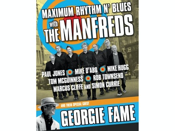 Maximum Rhythm 'n' Blues: The Manfreds, Georgie Fame picture