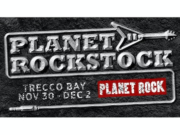 Planet Rockstock: The Dead Daisies, Walter Trout, Operation: Mindcrime, Toby Jepson's Wayward Sons, Dan Patlansky, GUN, Von Hertzen Brothers, Lazuli, Dan Baird & Homemade Sin, The Bad Flowers, Mason Hill, Those Damn Crows picture
