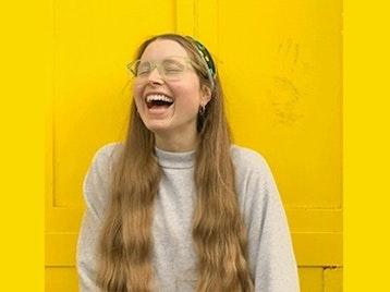 Jessie Cave artist photo