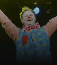 Mr Tumble artist photo