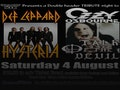 Def Leppard and Ozzy Tribute Night: Hysteria, Talk of the Devil (Ozzy Osbourne Tribute) event picture