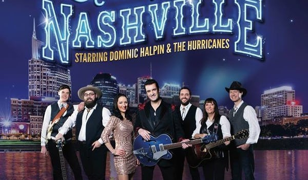 A Country Night In Nashville Tour Dates