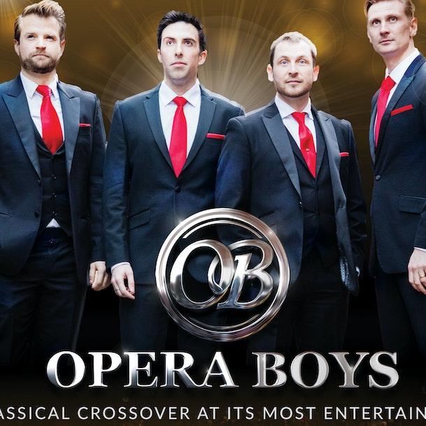 Opera Boys Tour Dates