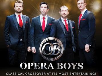 Opera Boys artist photo