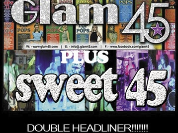 Sweet 45 + Glam 45 picture