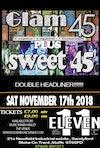 Flyer thumbnail for Sweet 45 + Glam 45