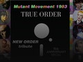 Mutant Movement 1983: True Order (New Order tribute) 35th Anniversary Special event picture