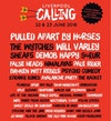 Flyer thumbnail for Liverpool Calling 2018: Pulled Apart By Horses, The Wytches, Will Varley, Sheafs, Demob Happy, Sœur, False-Heads, Himalayas, Pale Rider, Broken Witt Rebels & more