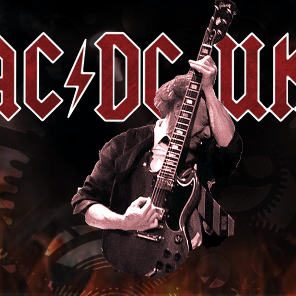 AC/DC UK Tour Dates